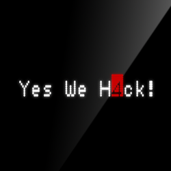 Yes We H4ck !